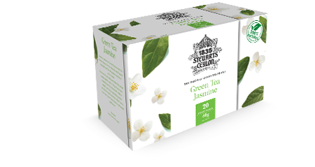 GREEN TEA JASMIN