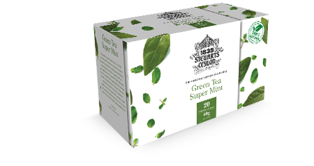 GREEN TEA SUPER MINT